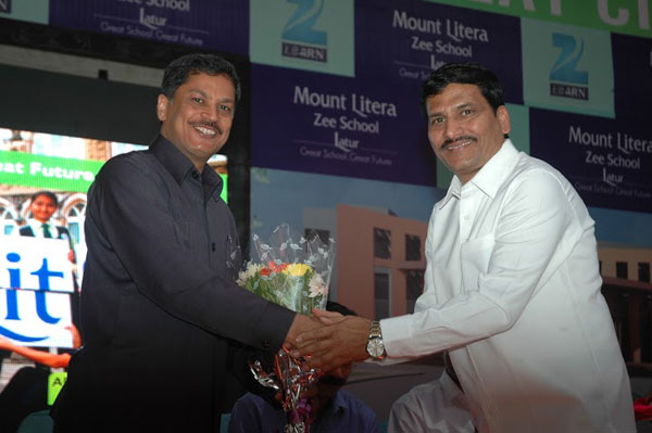 Visit To Mount Litera Zee School Latur Dr Prabhat Kaushik