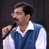Shrish Pathak – Principal, Children's Academy, Haldwani